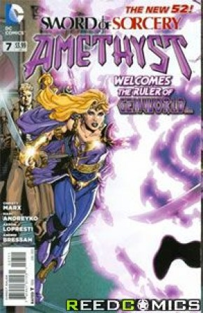 Sword of Sorcery Volume 2 #7