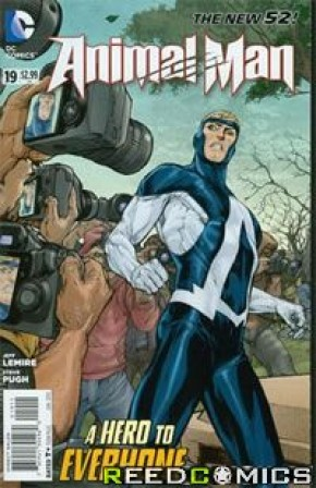 Animal Man Volume 2 #19