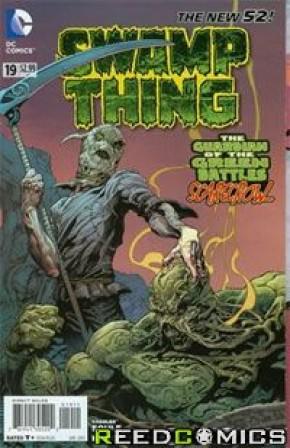 Swamp Thing Volume 5 #19