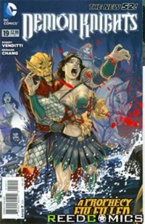 Demon Knights #19