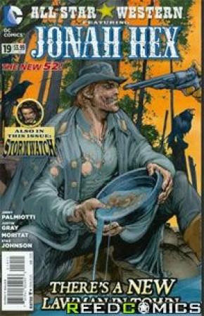 All Star Western Volume 2 #19
