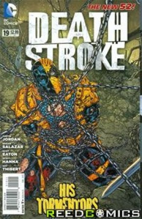 Deathstroke Volume 2 #19