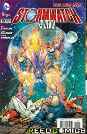 Stormwatch Volume 3 #19