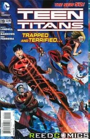 Teen Titans Volume 4 #19
