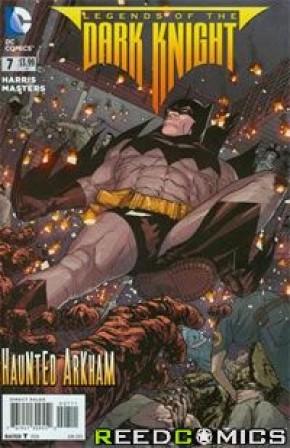 Legends of the Dark Knight (2012) #7