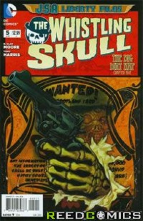 JSA Liberty Files The Whistling Skull #5