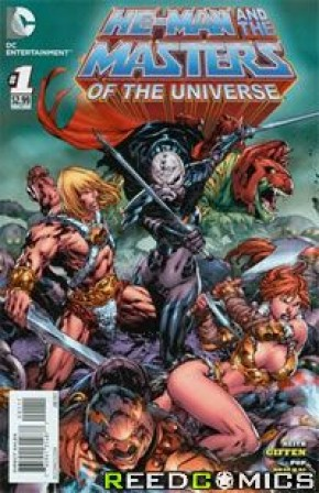 He Man and the Masters of the Universe Volume 2 #1