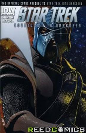 Star Trek Countdown to Darkness #4