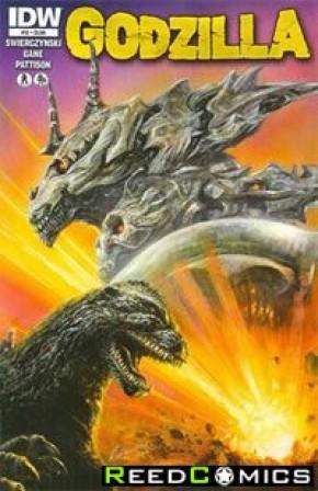 Godzilla Ongoing #12