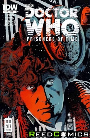 Doctor Who Prisoners of Time #4