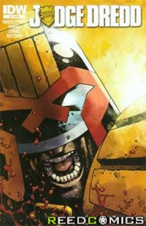 Judge Dredd Volume 4 #6