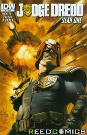 Judge Dredd Year One #2