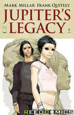 Jupiters Legacy #1 (Cover A)