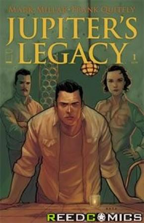 Jupiters Legacy #1 (Cover D)