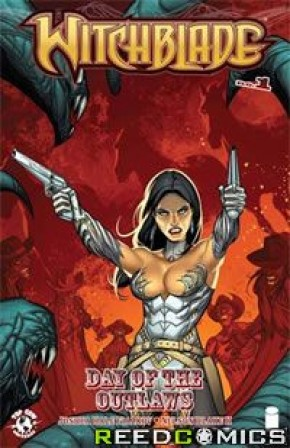 Witchblade Day of the Outlaw One Shot