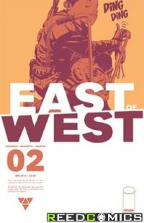 East of West #2 (1st Print)