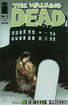 The Walking Dead #109 *HOT BOOK*