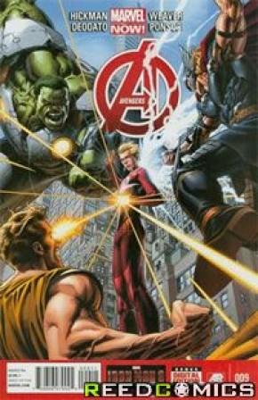 Avengers Volume 5 #9