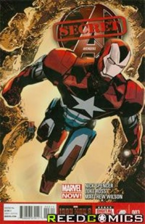 Secret Avengers Volume 2 #3