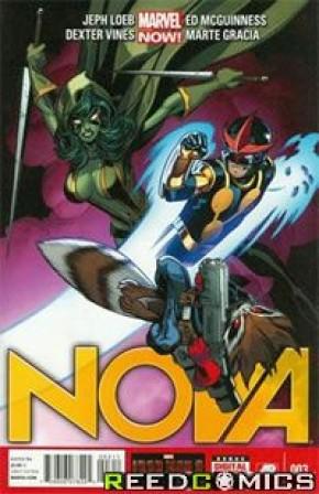 Nova Volume 5 #3