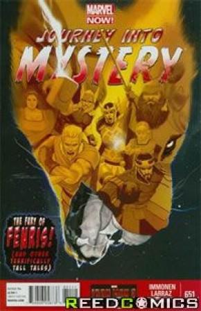 Journey Into Mystery #651