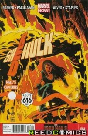 Red She-Hulk #64