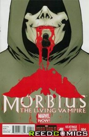 Morbius The Living Vampire #4