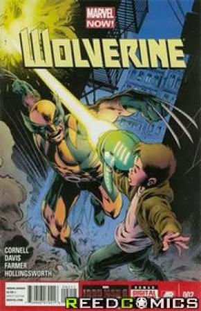 Wolverine Volume 5 #2