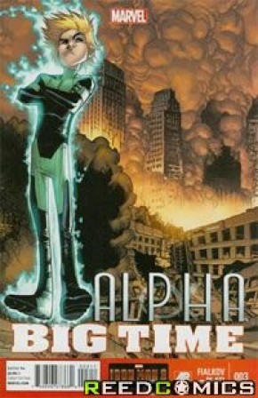 Alpha Big Time #3