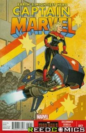 Captain Marvel Volume 6 #12