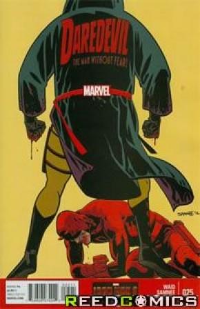Daredevil Volume 3 #25