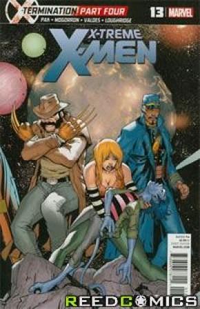 X-treme X-Men Volume 2 #13