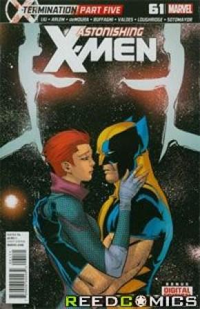 Astonishing X-Men #61