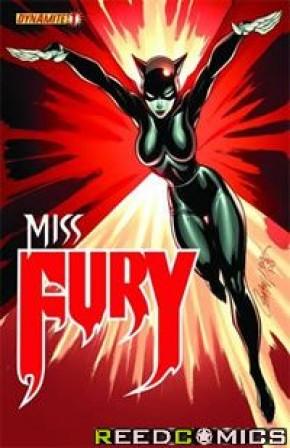 Miss Fury #1 (Random Cover)