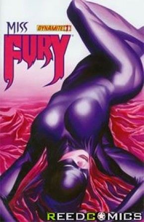 Miss Fury #1 (Subscription Cover)