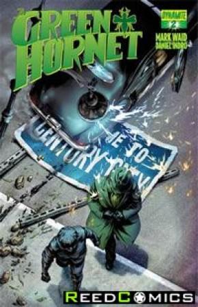 Green Hornet by Mark Waid #2