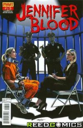 Garth Ennis Jennifer Blood #26