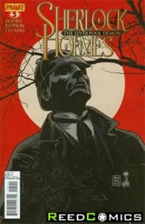 Sherlock Holmes The Liverpool Demon #5