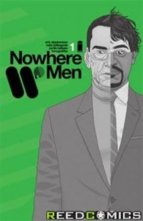Nowhere Men #1 (5th Print)