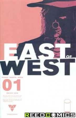 East of West #1 (2nd Print)