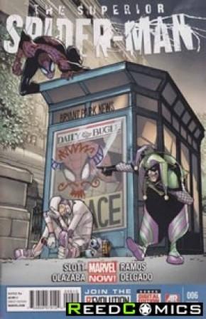 Superior Spiderman #6 (2nd Print)