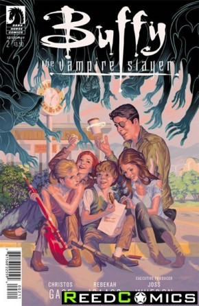 Buffy The Vampire Slayer Season 10 #2