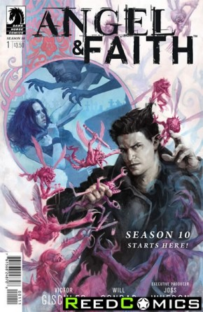 Angel and Faith Season 10 #1