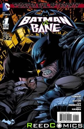 Forever Evil Aftermath Batman vs Bane #1