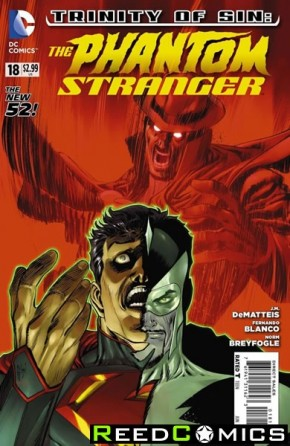 Trinity of Sin The Phantom Stranger #18