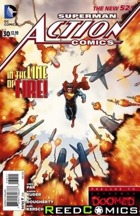 Action Comics Volume 2 #30