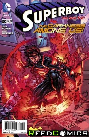 Superboy Volume 5 #30