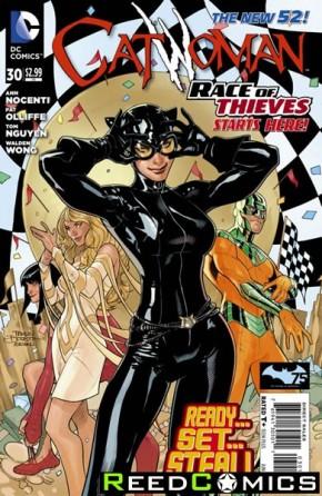 Catwoman Volume 4 #30