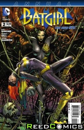 Batgirl Volume 4 Annual #2