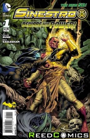 Sinestro #1
